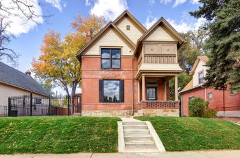 duplex in Denver